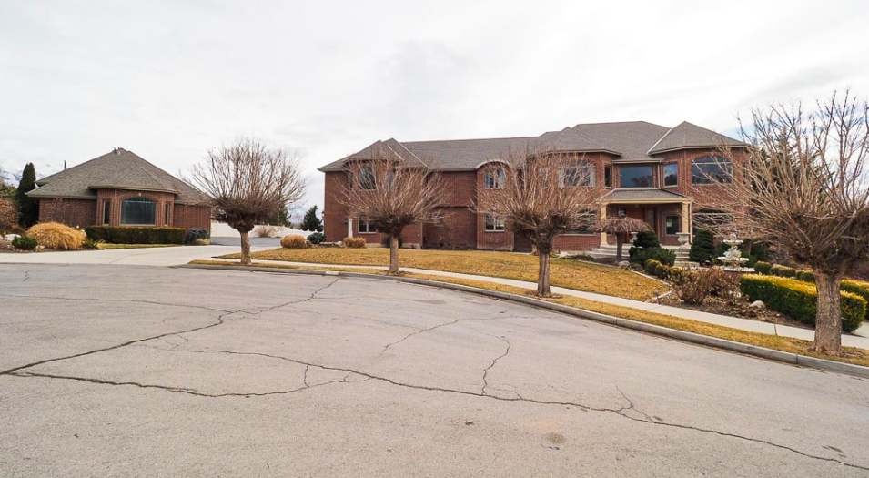 Most expensive home sold in Lehi during April 2021.